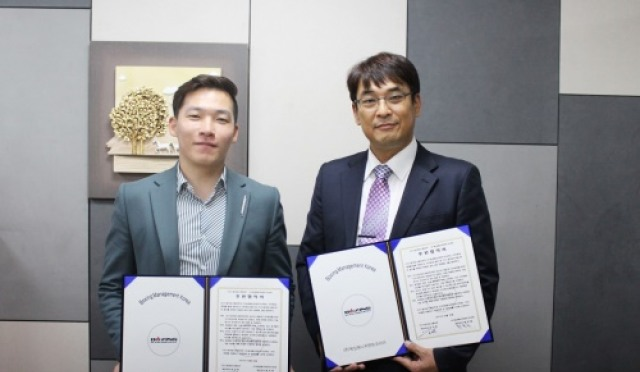 [복싱] '만화로 복싱을 품은 남자' 윤석환 DCC대표, 복싱M 후원