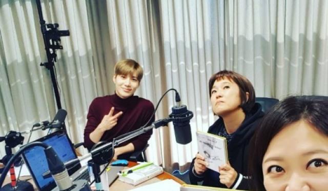 """언니네 태민, 김숙-송은이와 다정하게…""""다같이 무브병"""""""