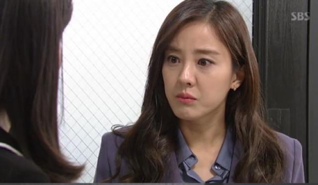 달콤한 원수 박은혜, 이재우 손 비밀 알았다