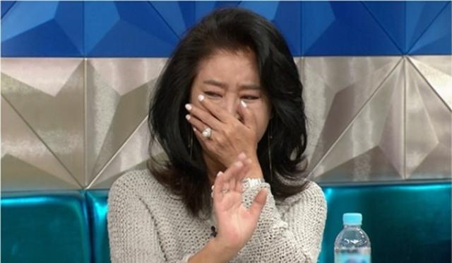 김부선, 김구라 발언에 불쾌감 드러내며 정색..왜?