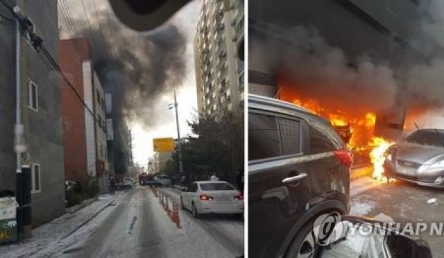 천안 화재, '필로티 구조'가 피해 키웠나?