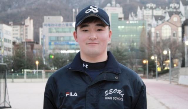 [정아름의 아마야구 人덱스] (40) '파이어볼러' 서울고 최현일의 겨울이 기대되는 이유
