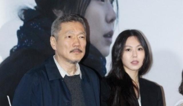 """'김민희와 열애' 홍상수에 박잎선 저격 """"어쩜 그리 당당하니?"""""""