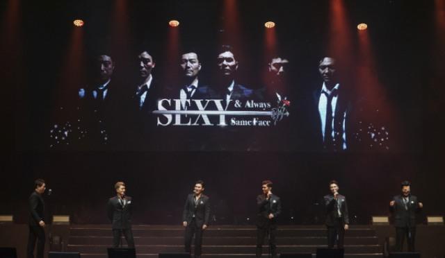 '섹시동안클럽' 여섯 별들의 첫 단독 콘서트 성료
