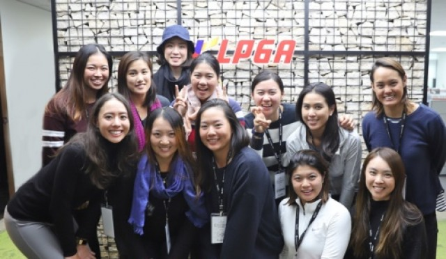 [골프상식 백과사전 95] LPGA와 KLPGA의 후원 기업 비교