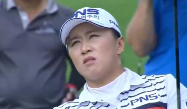 양희영 LPGA타일랜드 2R 8위, 선두는 제시카 코다