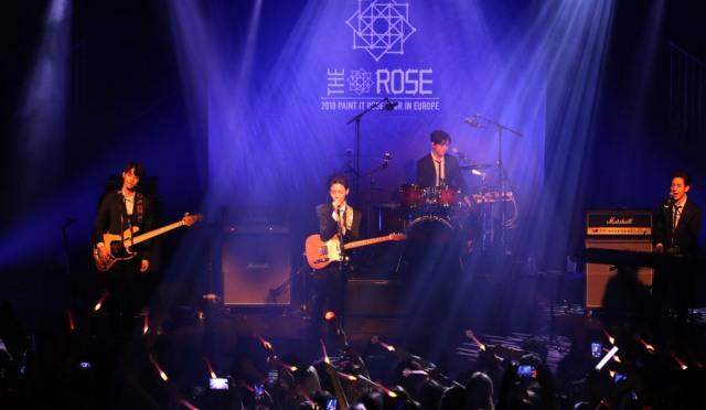 더 로즈(The Rose), 벨기에·영국·러시아 등 유럽 투어 공연 '인기 실감'