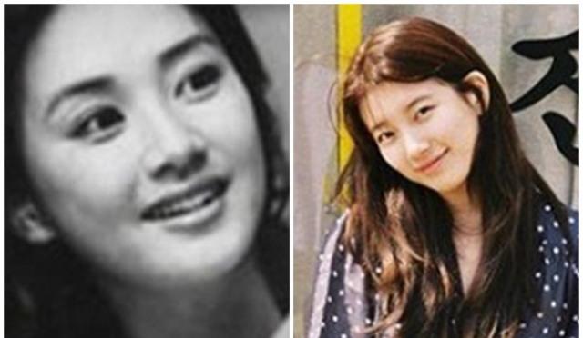 정윤희, 수지 닮은꼴? 얼마나 닮았나 박진영도 놀란 미모