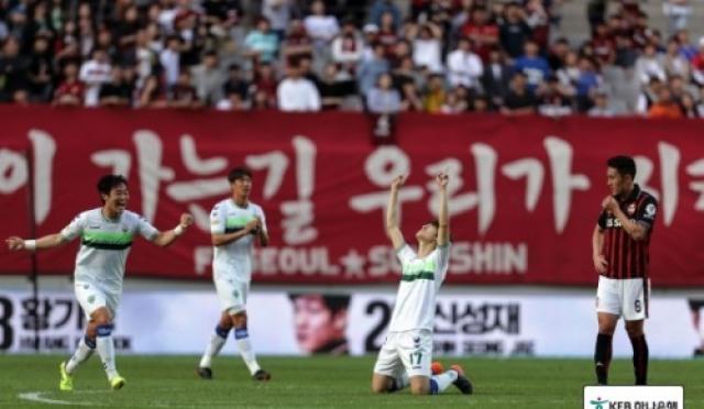 [K리그1] 교체 투입 이후 4골, '이재성은 이재성이었다'