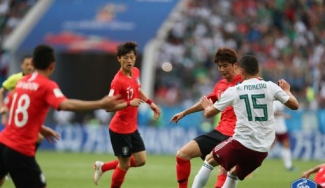 [러시아 WC 리뷰] 멕시코 전 '1-2 패배' 대한민국에 없었던 3가지