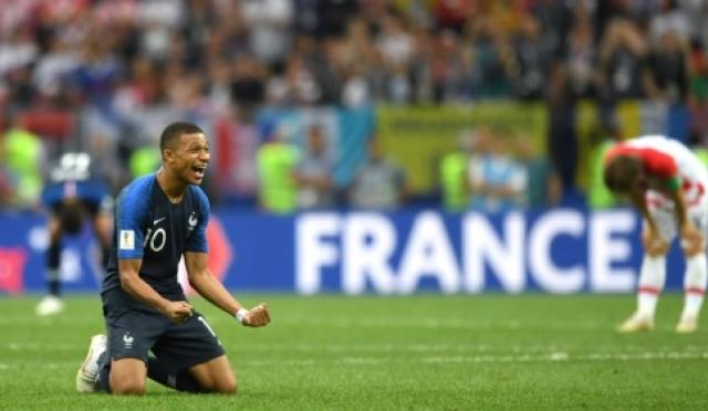 [러시아 WC] '신 아트사커'의 탄생, 프랑스 20년 만의 우승