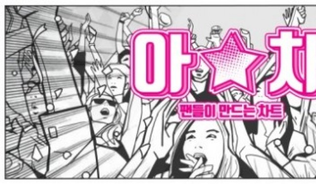아이돌차트 아차랭킹, 방탄소년단 2주 연속 정상…트와이스·마마무 급상승 눈길
