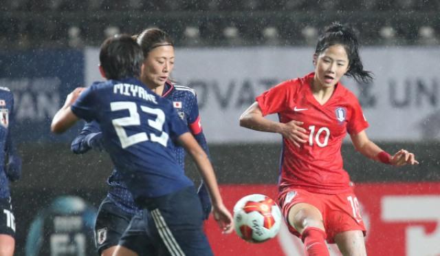 이민아, 여자 축구의 희망? '비주얼'보다 더 중요한 것