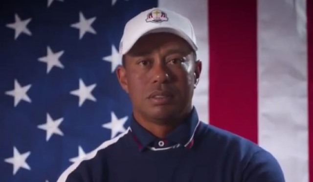 """타이거 우즈 """"미국 골프 성전에 스니드, 존스, 니클라우스와 나"""""""