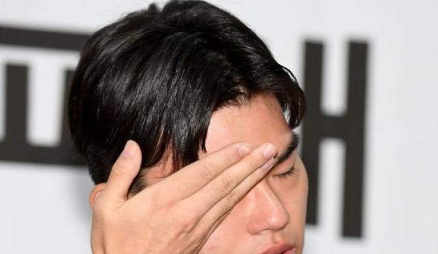 """[현장;뷰] 더 이스트라이트 이석철 """"김창환 회장도 폭행 동조·지시했다"""""""