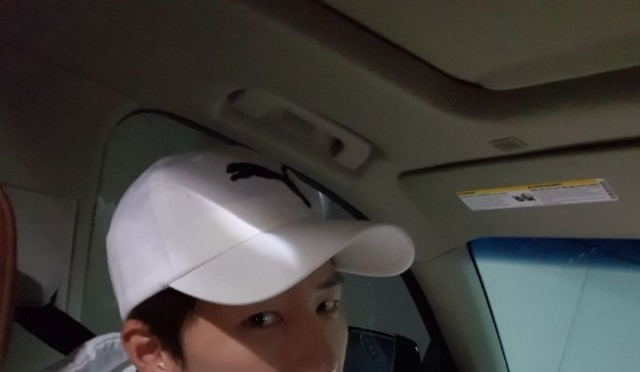송재림, 훈남의 정석…여심 사로잡는 '남친짤' 화제