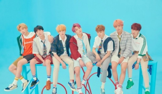 방탄소년단, 美 '빌보드 200' 27위…지난주 보다 4단계 상승 '역주행'