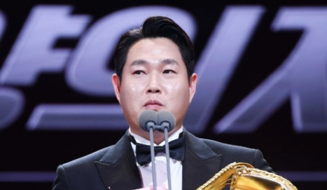 '양의지 공룡맨' 4년 125억