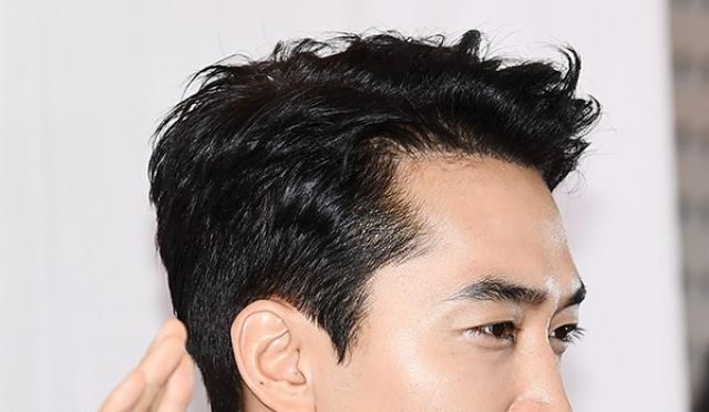 [포토;뷰] 송승헌 속눈썹까지 예술