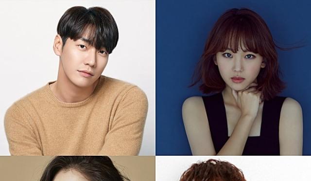 '초면에 사랑합니다' 5월 첫 방송...김영광X진기주X김재경X무진성 뭉친다