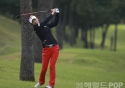 루키 김민선5 박세리 인비테이셔널 첫날 공동선두