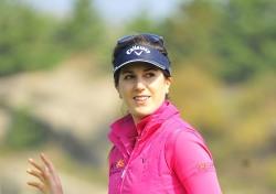 [포토뉴스] 산드라 갈, '내가 독일의 골프미녀'