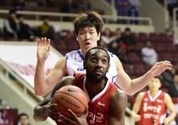 안양 KGC 레슬리, 나도 괜찮은 외국인선수!
