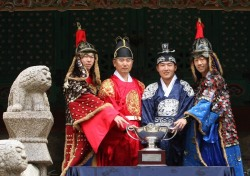 [한국오픈 특집]코오롱 제57회 한국오픈 포토콜  '우승컵은 누구에게~'