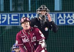 '큰 경기 체질' 강정호의 홈런포, 넥센의 시리즈 첫 승을 이끌다.