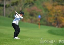 [ADT캡스 챔피언십] 박세리 '교과서 같은 백스윙 자세~'