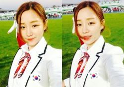 '얼짱 검객' 서희주, 뜨자 마자 은퇴 고민