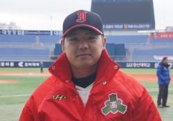 [2014 야구대제전] 김원형, '전주고 에이스의 귀환'