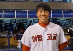 [2014 야구대제전] 오클랜드 김성민 '적응은 끝났다. 이제는 보여줄 일만 남았다.'