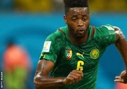 알렉스 송, 카메룬 대표팀 은퇴