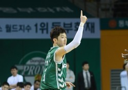 '인생 경기' 박병우, 제2의 이재도 탄생할까?