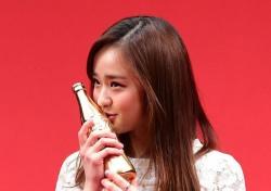 '체조요정' 손연재, 코카콜라 체육대상 최우수선수상