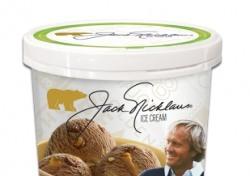 '황금곰' 잭 니클러스 아이스크림 사업 진출