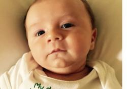 더스틴 존슨 생후 7주된 아들 아빠 자랑으로 화제!