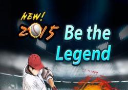 2015 시즌에도 '전설이 되자(Be the legend!)'