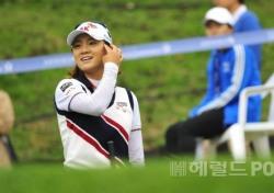 최나연, JTBC 파운더스컵 1.2R  리디아 고와 격돌
