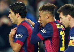 바르셀로나의 최강 전력 MSN의 탄생
