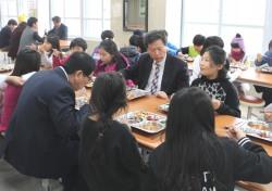 예천 교육지원 청 신학기 학교급식 위생·안전 특별점검 실시