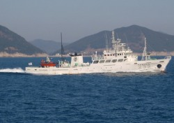 동해 어업 관리단 바다 위 응급실운영