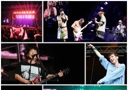 [2016 밸리록]② 록부터 EDM·힙합까지...록페가 변한다