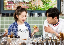 '끝에서 두 번째 사랑' 곽시양-김슬기, 절친인증