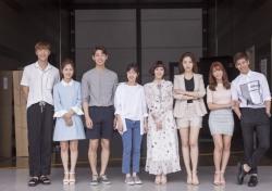 [현장;뷰] '청춘시대', 무더위도 꺾지 못한 팀워크(종합)