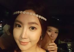 """솔비 맞아? '청순미 뚝뚝' 셀카 """"모인다 모여"""""""