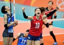 김연경 날고, 방송사 웃고…리우올림픽 여자배구 실시간 시청률은?