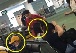 지코-설현 열애설, 이때부터 열애? 일본 공항서 함께 있는 모습 포착