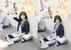 '청춘시대' 박은빈, 어디서나 존재감 폭발